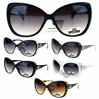 CG Eyewear Womens Oversize Butterfly Designer Fashion Diva Sunglasses