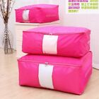 Foldable oxford Case Container Storage Bag Organizer for Quilt Blanket Overcoat