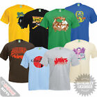 Retro T-Shirts - Movie TV Tees Novelty Classic Cult Films Cool Funky Gift Idea