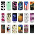 For Motorola Google Nexus 6 Slim Fit Protective Plastic Design phone Cover Case