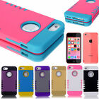 New Soft Colorful Matte Silicon Rubber Hard Case Cover For Apple iPhone 5 5S 5C