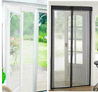 Magic Curtain Door Mesh Screen Magnets Fly Bug Insect Netting Protection