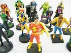 MARVEL & DC FIGURINE COLLECTION - ALL GREAT CONDITION - MANY TO CHOOSE FROM (B)