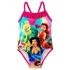 DISNEY FAIRIES TINKER BELL UPF-50 Girl's Swim Bathing Suit Toddlers Size 4T  $24