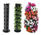 Vertical Gardening Strawberry Planter / Herb / Tomato / Pepper / Flower Tower Pot Stand