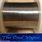 A1 Kanthal Wire  34 AWG,  0.16mm & Slica Wick