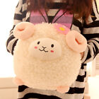 New plush toy cute flower sheep ball lamb hand warmer cushion birthday gift 1pc