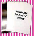 A4 Magnetic Photo Paper GLOSS/MATT Ink Jet Sheets Printable Sheets