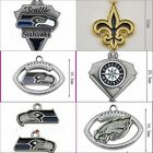Several styles Enamel sport one-sided Seahawks Mariners & other Teams charms