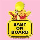 Baby Child on Board Car Signs -Disney Princess, Toy Story, Winnie the Pooh, Cars <br/> BUY 1 GET 1 FREE!! Choose ANY 2 designs!! FREE POSTAGE!