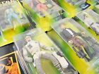 STAR WARS POTF2 CARDED HOLOGRAM FIGURES - MANY TO CHOOSE FROM ALL MOC ! (A)