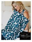 UDDER COVERS Cotton Breastfeeding Nursing Privacy Cover Blanket Shawl x1 NEW!