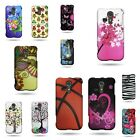 For Kyocera Hydro Icon - Tough Snap On Shell Protector Design Phone Cover Case