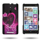 For Nokia Lumia 830 Case Hybrid Heavy Duty Stand Cover