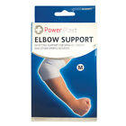 Elasticated Elbow Sport Support Brace Bandage Effective Support 4 Sprains Twists