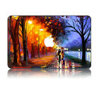 "Oil Painted Hard Protective Case For Macbook PRO 13"" 15"" With Retina Display"