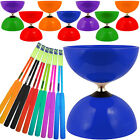 Big Top - Bearing Diabolo Set & Superglass Sticks - Kids Diablo Toy & Handsticks