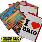 Cheap Birthday/Greeting Cards for all Occasions, Music, Film,Cartoon For Him/Her