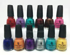 China Glaze Nail Lacquer- WHAT'S YOUR COLOR? Collection - Choose Any Color