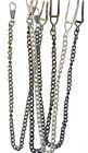 Brand New Pocket Watch Chain - 4 Colours