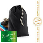 Westford Mill - Cotton Stuff Bag WM115