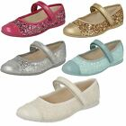 Clarks Girls Party/Occasion Shoes 'Dance Idol'