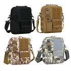 Army Multi-function Waterproof Tablet PC Tactical Military Molle Shoulder Bag