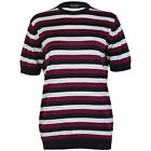 John Smedley Jetty Mens Striped T Shirt