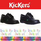 Kickers Kick Lo Low Mens Size 40- 46 School Shoe Lace Up Back to UK 6 - 12