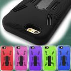 "Tough Phone Cover Hybrid Kickstand Accessory Case for Apple iPhone 6 (4.7"")"