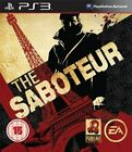 The Saboteur For PAL PS3 (New & Sealed)