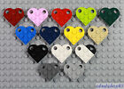 Kyпить LEGO - Heart Charm - PICK YOUR COLORS 3x2 Plates w/ Hole Love Valentine Coupling на еВаy.соm