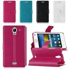 Magnetic New Flip Leather Wallet Card Holder Case Cover For Huawei Ascend Y360