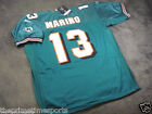 DAN MARINO 13 Miami Dolphins Green NFL Sewn Jersey  ALL SIZES AVAILABLE