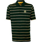 Antigua Oakland A's Men's Deluxe Short Sleeve Polo