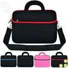 """Notebook Laptop Shoulder Sleeve Bag Pouch Case Cover For 13"""" Apple Macbook Air"""