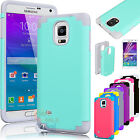 TPU Rubber Ultra Thin Protective Hard Case Cover For Samsung Galaxy Note 4 N9100