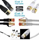 Kyпить RJ45 CAT7 Network Ethernet SSTP 10Gbps Gigabit Ultra- Patch LAN Flat Round Cable на еВаy.соm