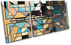 Industrial   Abstract CANVAS WALL ART Picture Print VA