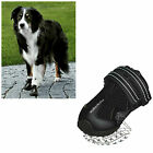 1 x Trixie Black Dog Foot Paw Protect Protector Shoe Boot Unisex One Boot
