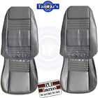 1978 Firebird Front & Rear Seat Upholstery Covers Custom Cloth Interior PUI New