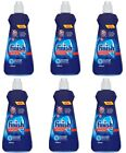 Finish Brilliant Rinse Aid 400ml Protect Glass Film Action for Dish Shine & Dry