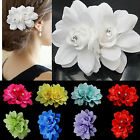 NE Beautiful Flower Hair Pin Clip Pin Hairband Bridal Wedding Party for Women UK