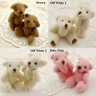 10 to 50 Mini Teddy Bear Party Favours 50mm