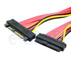 2/5/8 Pcs SAS Hard Disk Drive SFF-8482 29 Pin Male To Female Extension Cable EW