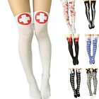 Girls Lolita Over Knee Dance Cosplay Stockings Hoses Hosieries Socks