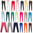 Fashion Women Casual Skinny Leg Jeggings Pencil Pants Stretchy Jeans Trousers