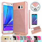 Shockproof Hybrid Rubber Protective Hard Cover Case For Samsung Galaxy Note 5