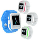U9 Bluetooth Smart Wrist Black Watch Phone Mate For IOS Android iphone Samsung01