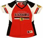 Chicago Blackhawks Ready To Win Ladies Jersey T-shirt-10337-10341 $37.95 USD on eBay